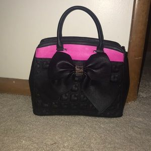 Betsy Johnson Bow Purse